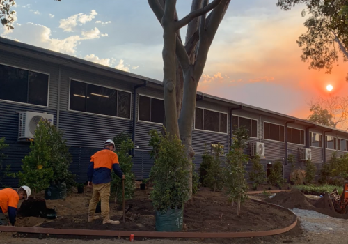 Southport State High School – Weekend Fire Relief Recovery thumbnail