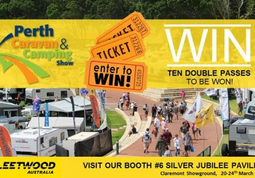 **COMPETITION** Win Tickets to the Perth Caravan & Camping Show thumbnail