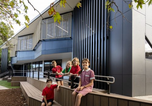 Pushing the Boundaries of Perception: Fairfield Primary School in Melbourne, Australia thumbnail