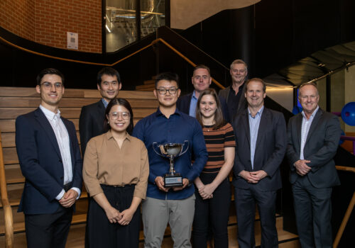 Winning University of Melbourne team take out the Fleetwood Challenge Cup thumbnail