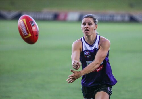 Our Own Kiara Bowers named 2021 AFLCA champion player of the year! thumbnail